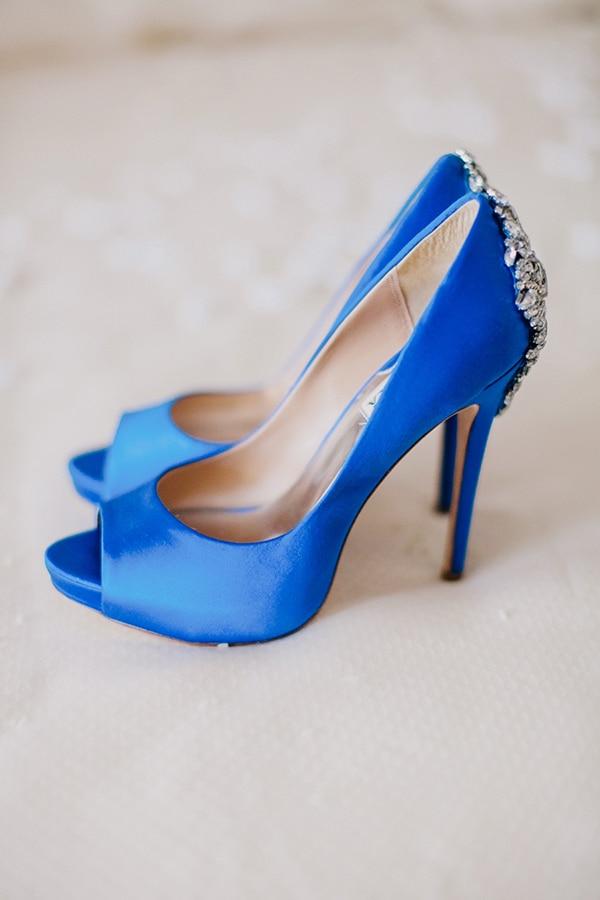 Kiara-Sapphire-νυφικα-παπουτσια-Badgley-Mischka