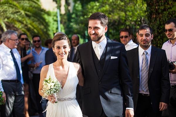 Elegant γάμος στην Αθήνα | Αργυρώ & Κωνσταντίνος