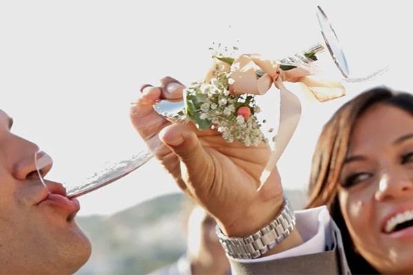 Elegant destination γαμος στην Αθηνα | Hope & Μαριο
