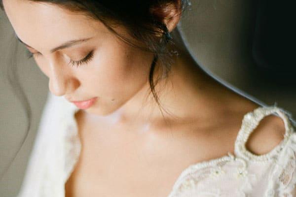 Ρομαντικη φωτογραφηση με νυφικο Inbal Dror