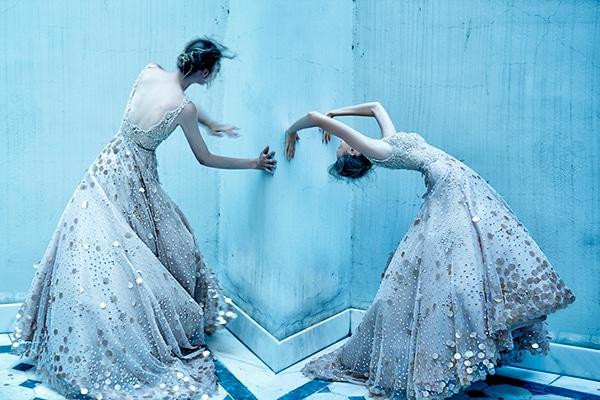Shine a Light: Celia Kritarioti Haute Couture and Bridal Collection