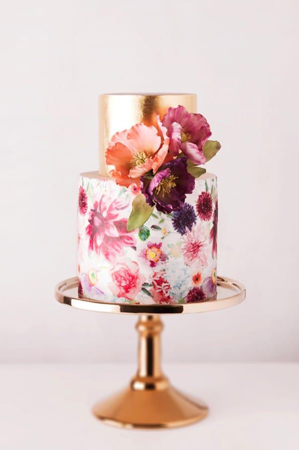 Spring-Wedding-Cake-Cake-Ink