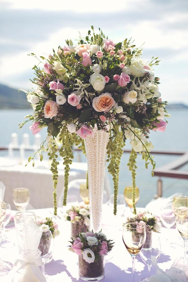 διακοσμηση-γαμου-david-austin-τριαντάφυλλα