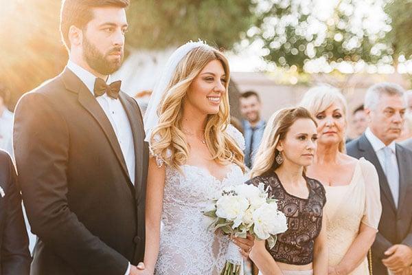 Country chic γάμος στην Αθήνα | Σίσσυ & Νίκος