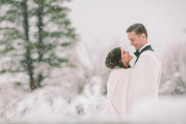 γαμος-με-χιονι