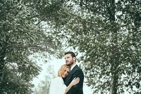 γαμος-στα-χιονια
