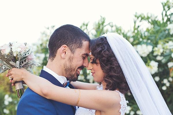 Ρομαντικός ρουστίκ γάμος στην Αθήνα| Γιούλη & Γιάννης