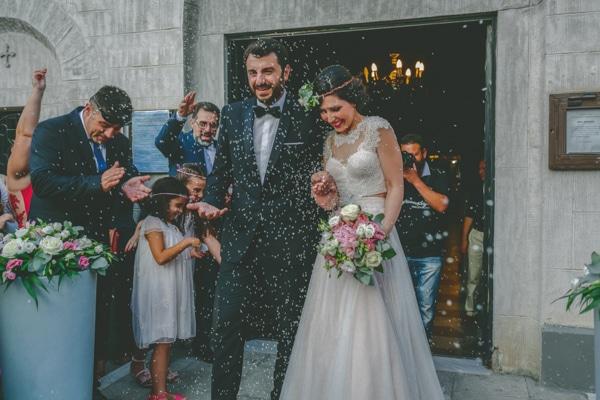 Καλοκαιρινος ρομαντικος γαμος στην Καρδιτσα |Βιλλυ & Ανδρεας