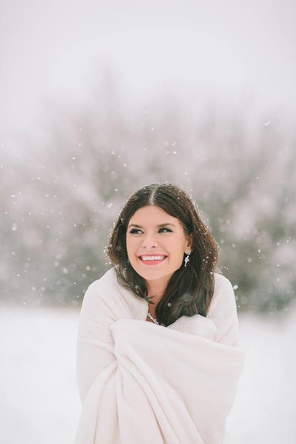 φωτογραφιες-νυφης-χιονια