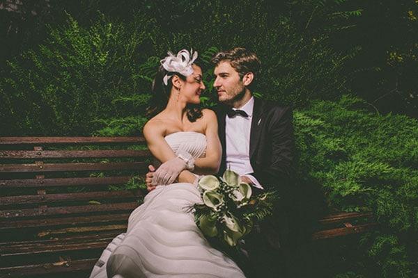Chic καλοκαιρινος γαμος  | Ιωαννα & Χαρης