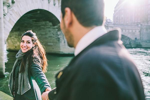 Amazing pre wedding video | Five letters in Paris