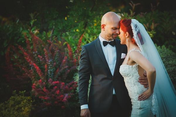Vintage γάμος με ρομαντικό στυλ | Ιωάννα & Ηλίας