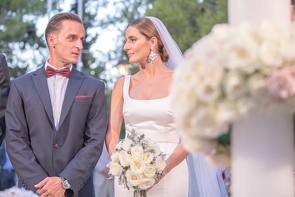 Chic & elegant γάμος το φθινόπωρο | Γεωργία & Μηνάς