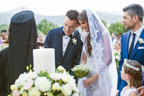 Elegant παραμυθένιος γάμος  | Κατερίνα & Χάρης