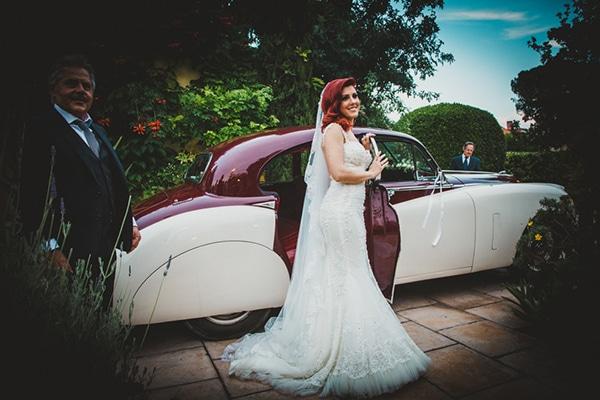 vintage-αυτοκινητο-γαμου