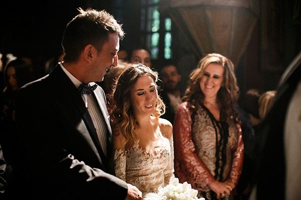 Parisian chic γάμος | Αλεξία & Φοίβος