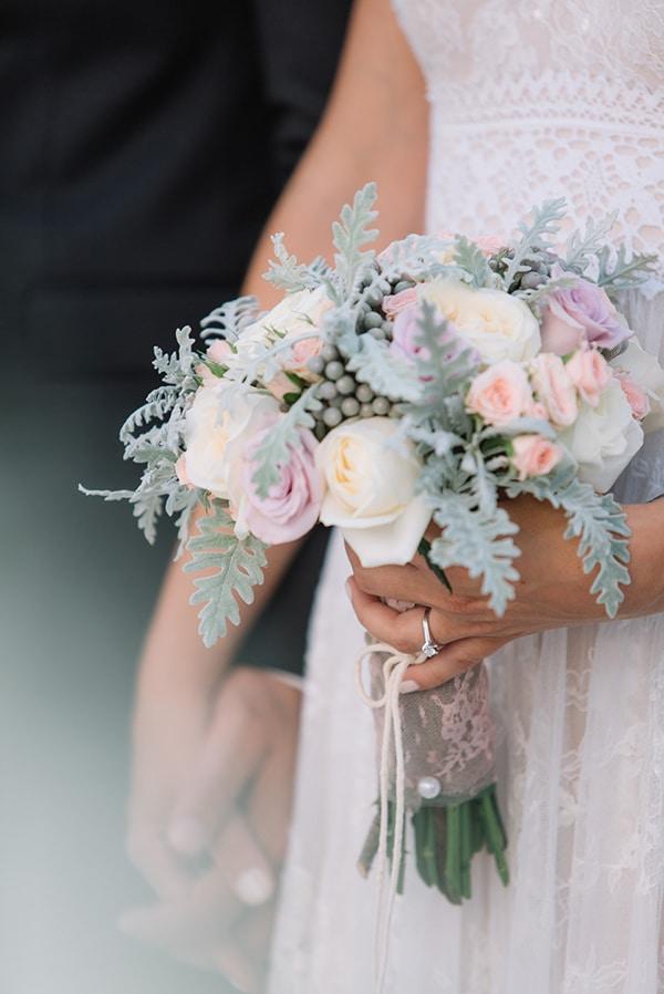 ρομαντικη-ανθοδεσμη-γαμου
