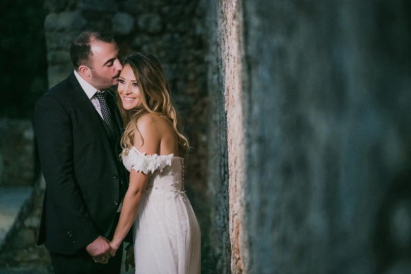 Ρομαντικος γαμος στα Χανια | Χρυσανθη & Γιαννης