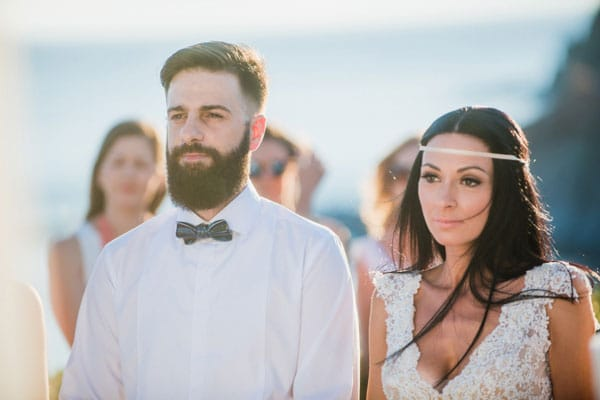Καλοκαιρινός γάμος με χρώματα | Εύα & Λέανδρος