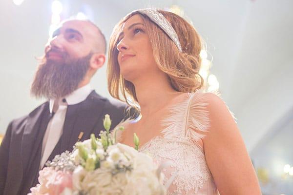 Chic Great Gatsby Wedding | Χριστίνα & Πάρης