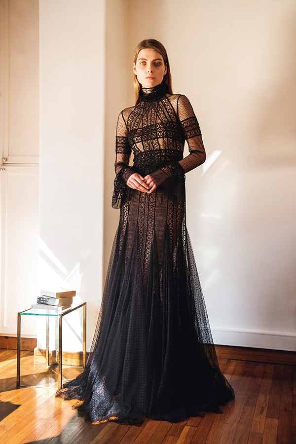 μαυρο-φορεμα-κουμπαρας