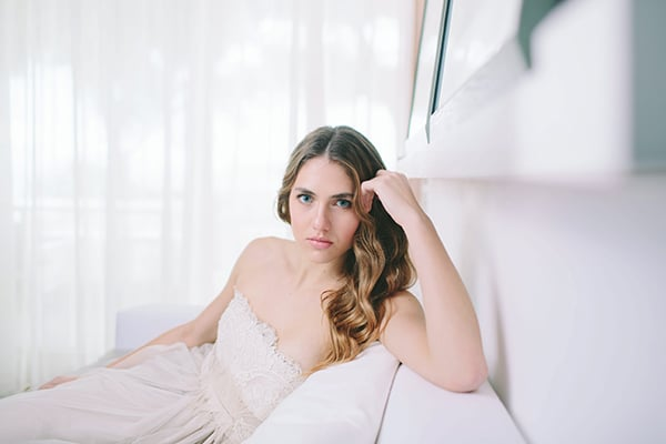 Romantic bridal shoot at Arion Resort and Spa