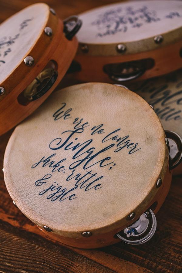 tambourines-wedding
