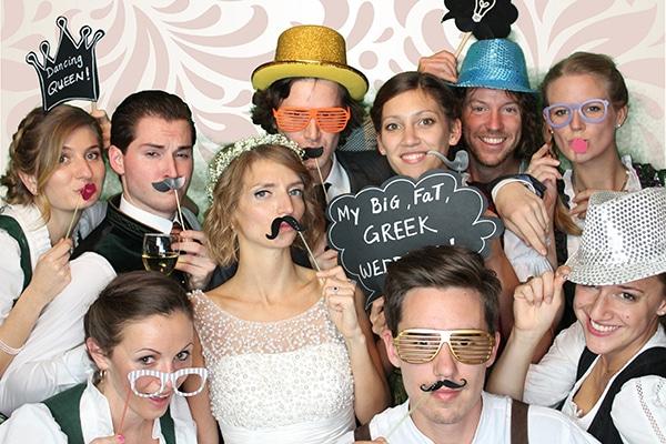 10 λογοι γιατι πρεπει να εχετε photo booth στο γαμο σας