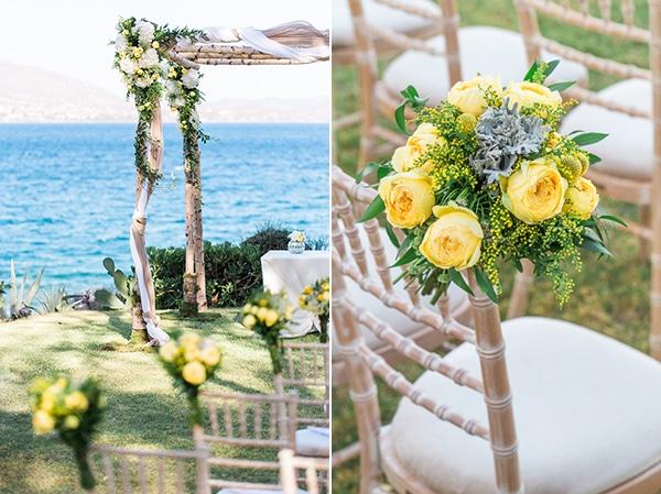 κιτρινα-λουλουδια-γαμου