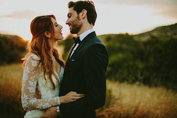 Elegant γάμος με παιώνιες | Σίλεια & Μιχάλης