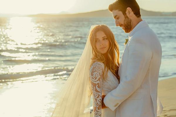Chic boho γαμος στη Ναξο | Sivan & Paul