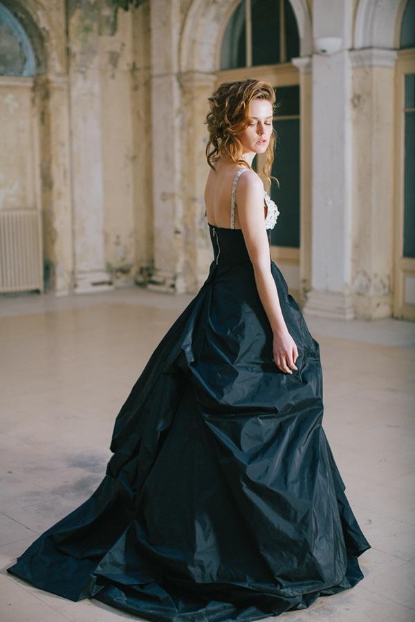 βραδυνο-φορεμα-σηλια-κριθαριωτη