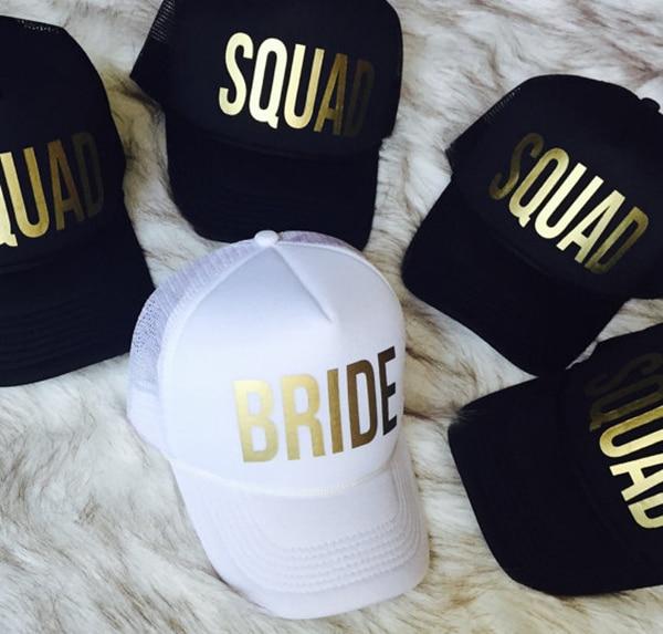 Bachelorette-hats