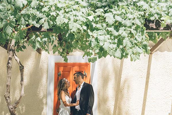 Ρομαντικός γάμος στη Σάμο| Μαρία & Νίκος