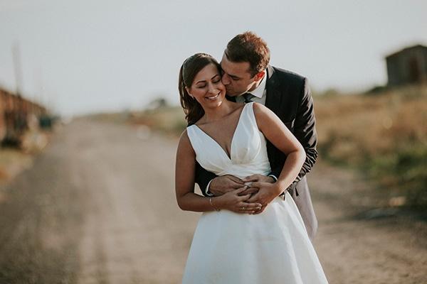 Chic φθινοπωρινός γάμος στη Θεσσαλονίκη | Γεωργία & Αλέξης