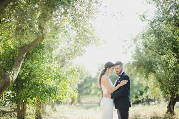 Ρομαντικός γάμος στην Πάτρα | Γιώτα & Θεόφιλος