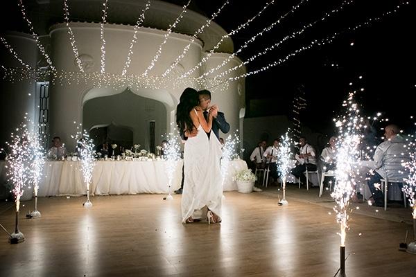 Elegant γάμος στη Ρόδο | Μαρία & Χρυσόστομος