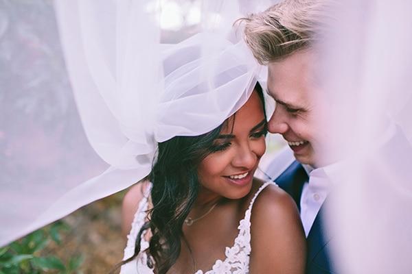 Ρουστίκ γάμος στη Σίφνο | Amy & Mathew