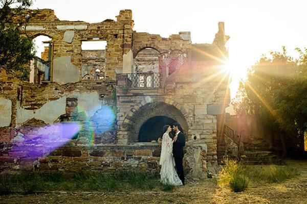 Country chic γάμος στη Χίο | Μαριαλένα & Μιχάλης