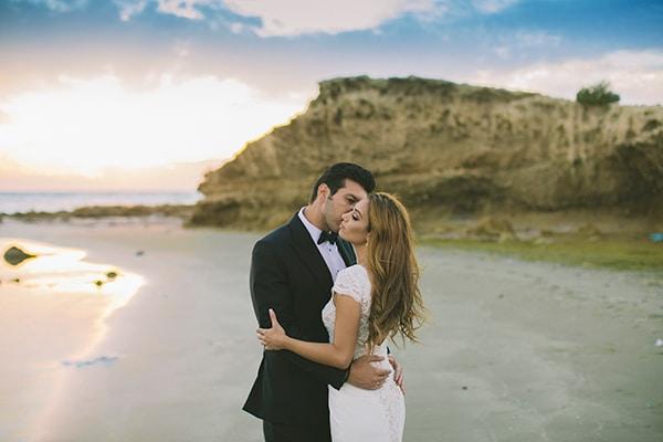 Φθινοπωρινός γάμος στη Λεμεσό | Νικόλ & Μιχάλης