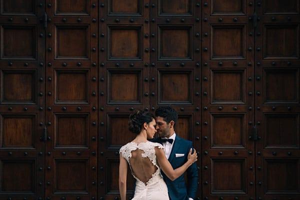 Ρομαντικός elegant γάμος καλοκαιριού | Έλενα & Δημήτρης