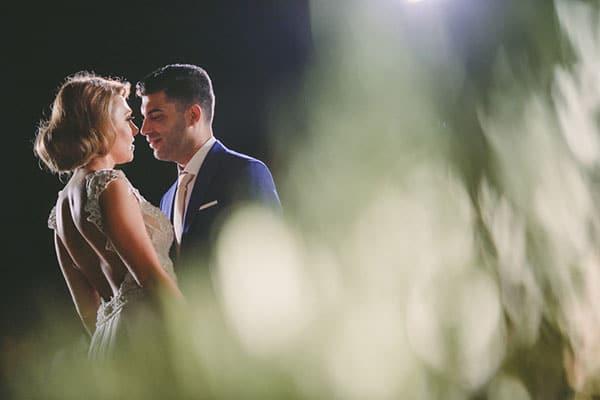 Earthy chic γάμος στο Κτήμα 48 | Πελαγία & Χρήστος