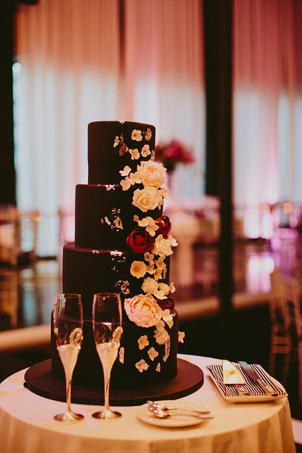 marsala-wedding-cake