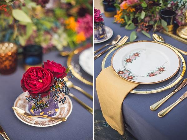 royal-blue-gold-wedding-decoration