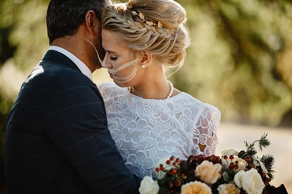 Stylish φθινοπωρινος γαμος στην Αλεξανδρουπολη | Χριστινα & Ευρυσθενης