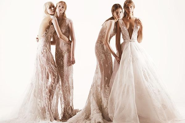 Celia Kritarioti Haute Couture Bridal Collection   2017