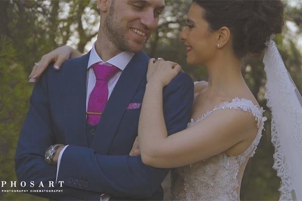 Elegant γαμος στο Αρχοντικο Χατζη | Ντανιελ & Αντωνης