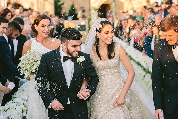 Epic fairytale wedding | Yana  & Georgis