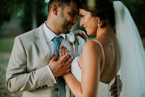 Beautiful summer wedding | Stephanie & Anthony