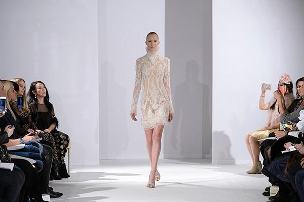 Σιλια Κριθαριωτη | Haute Couture Fashion Week in Paris